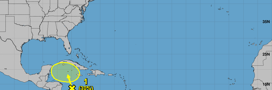 Tropical Update: Caribbean Development Looking Increasingly Likely