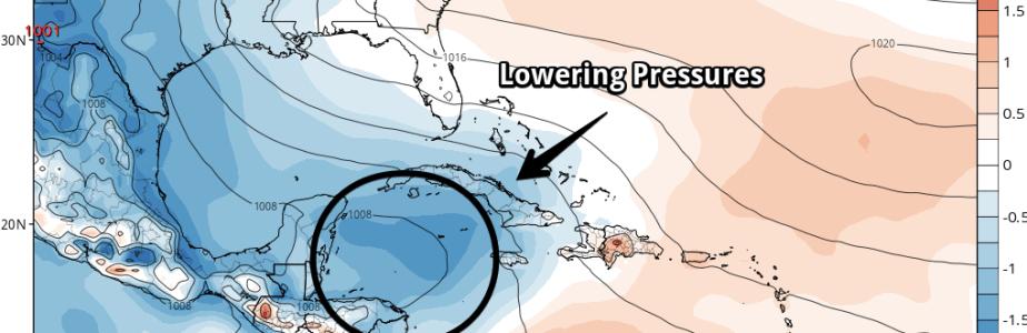 Tropical Update: Caribbean Development Still a Possibility