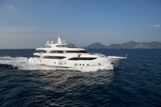 Majesty 155 winner of Best Asian Built Yacht 2017.jpg