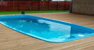 حمامات سباحة فيبر جلاس