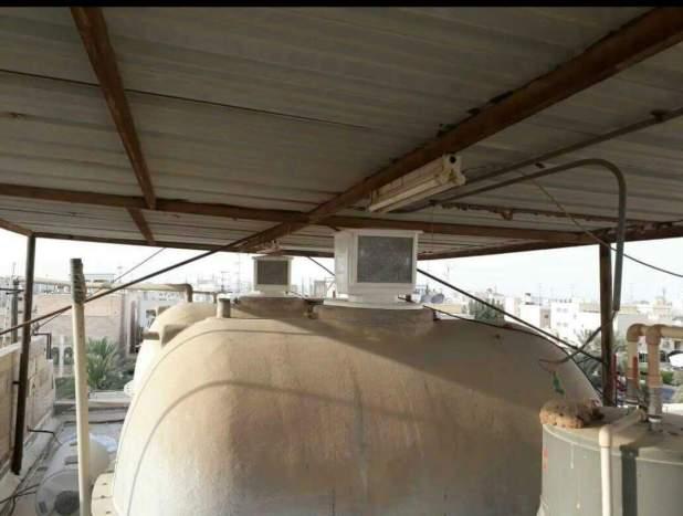 تبريد مياه الخزانات الكويت