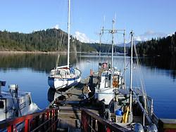 Cortes Island, British Columbia