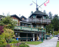 Union Steamship Company, Bowen Island, British Columbia