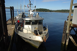 Lasqueti Island Ferry, Lasqueti Island, British Columbia