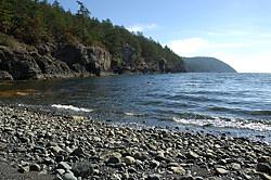 Lasqueti Island, British Columbia