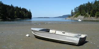 Walker Hook, Salt Spring Island, British Columbia