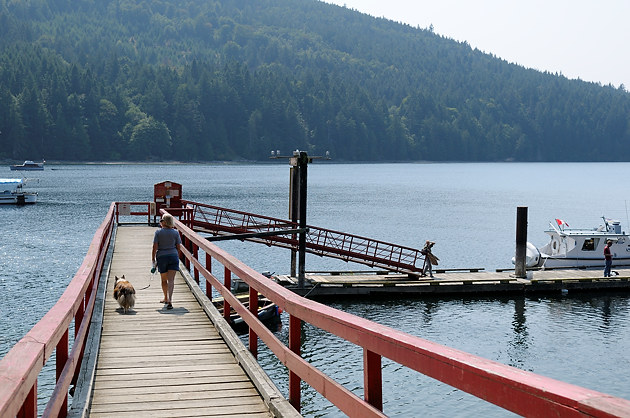 Burgoyne Bay, Salt Spring Island, British Columbia