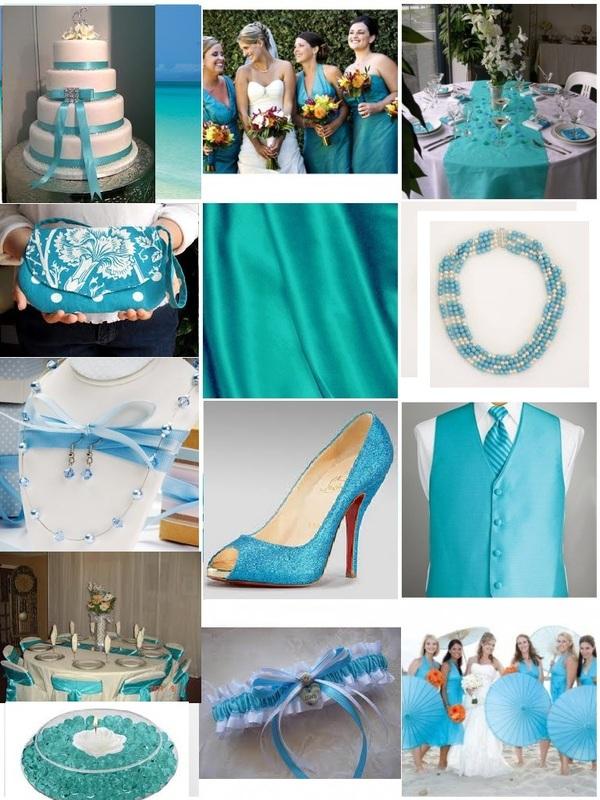 Kenya Blue Bridesmaids Weddings
