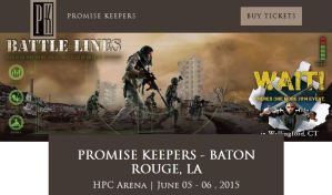 Promise Keepers 2015 Baton Rouge