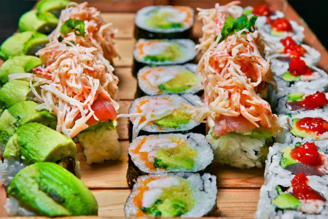 Harbor Docks - Fresh Gulf Sushi