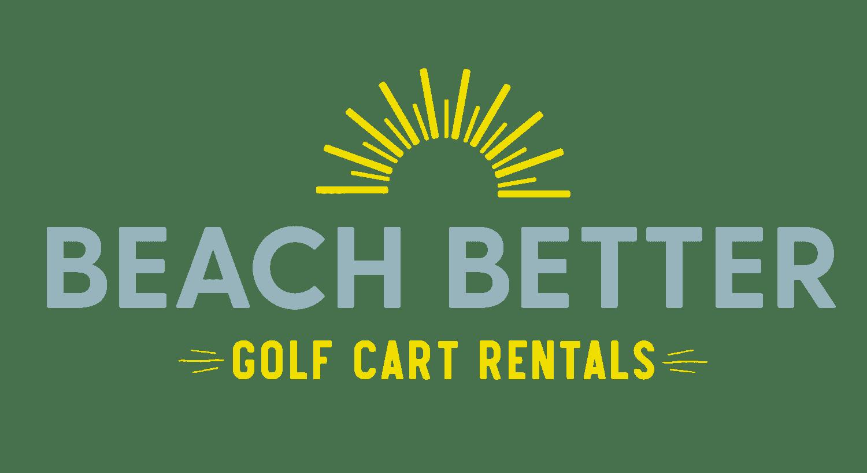 Beach Better Golf Cart Rentals