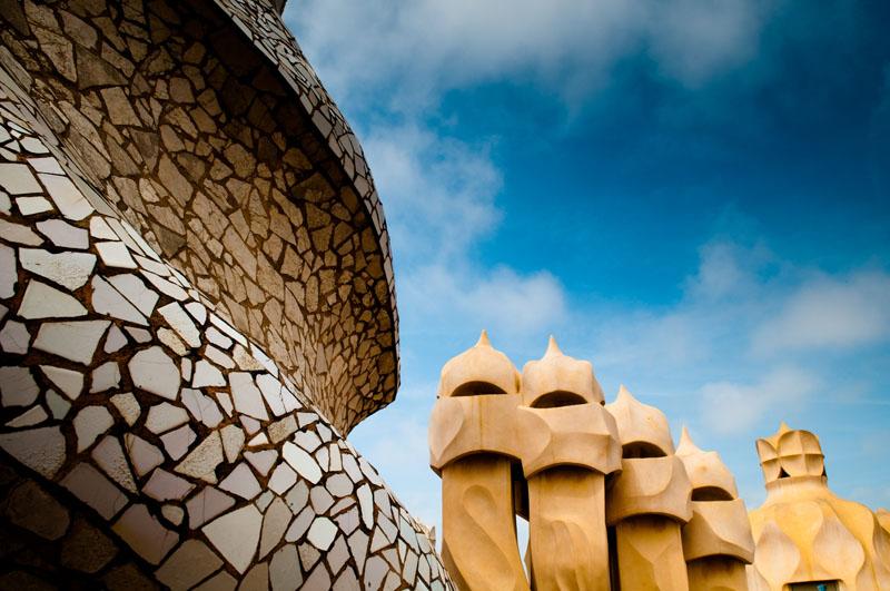 Barcelone - Gaudi