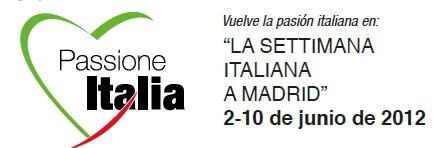 """Vuelve la """"pasión italiana"""" en Madrid."""