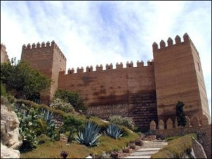 La Alcazaba es el monumento musulmán por excelencia