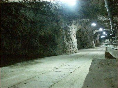 Los Túneles de la II Guerra Mundial de Gibraltar