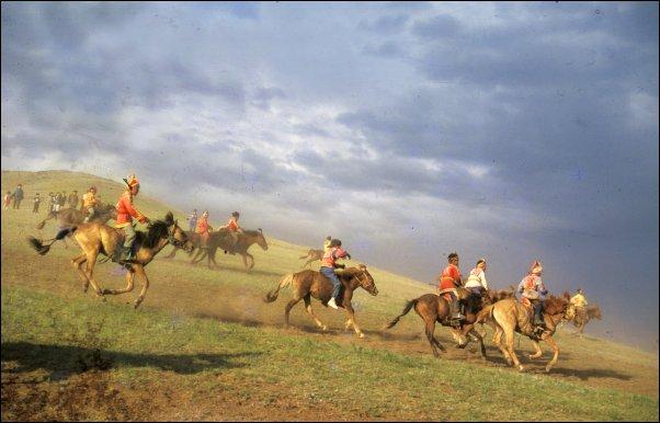 Mongolia y sus tradiciones