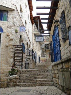 Safed, la ciudad de la cábala