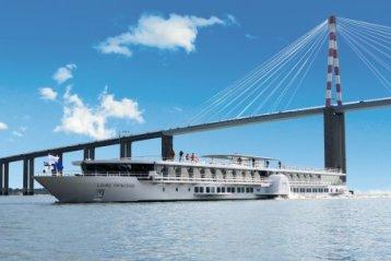 CroisiEurope prosigue su apuesta por los barcos exclusivos en castellano