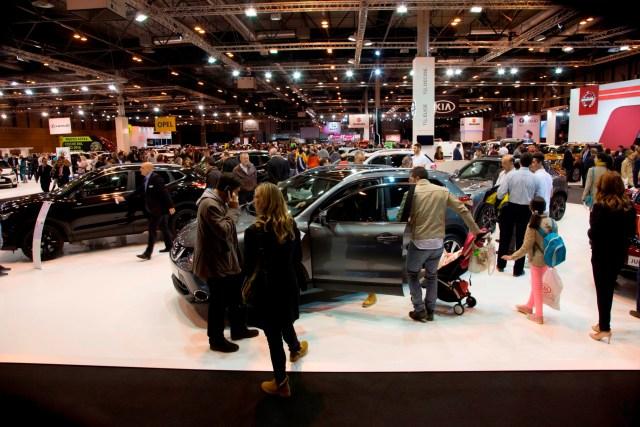 La mayor oferta comercial de vehículos nuevos en Madrid Auto