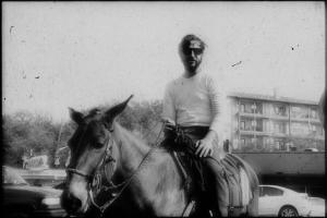 bub on horse