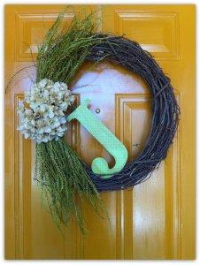 Wreath final X
