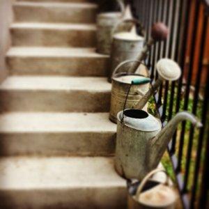 wateringcans