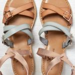 spring footwear ideas from Gully Creek Cottage
