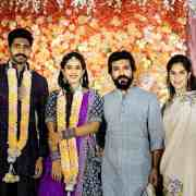 More Photos: Niharika Chaitanya Engagement Ceremony