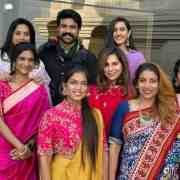 Photos: Mega Family Sankranthi Celebrations