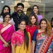 Photos: Mega Family Sankranthi Celebrations