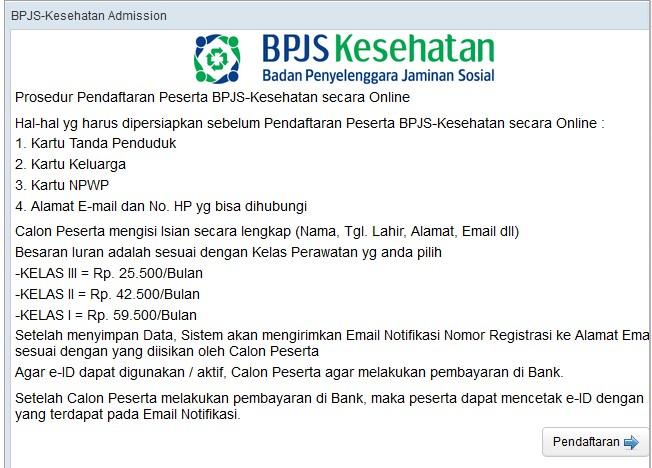Cara Mendaftar Bpjs Kesehatan Secara Online Gultom Law Consultants