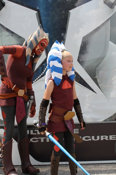 Ahsoka Approves