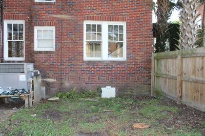 Backyard Spot for the New Deck