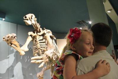 The Terrifying Giant Sloth