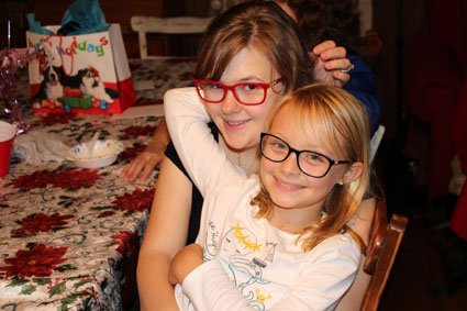 Camille and Gracie