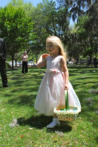 Hunting Eggs