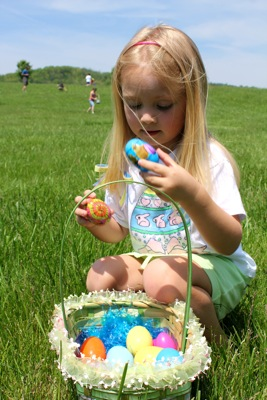 Tennessee Egg Hunt