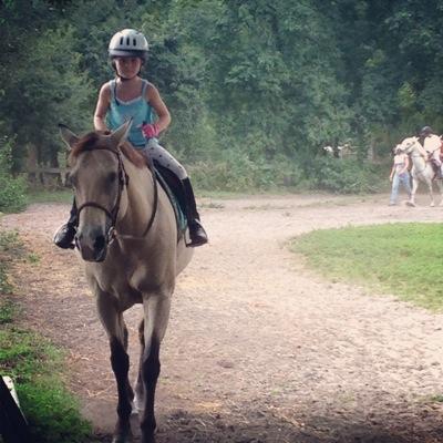 Riding Cassidy