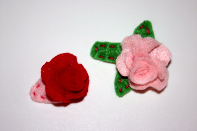 Rose Bows