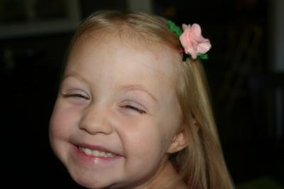 Roses Make a Girl Smile