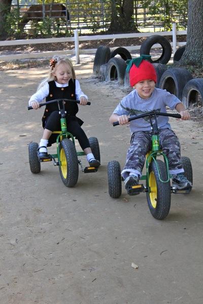 Trike Races
