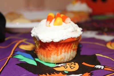 Candy Corn Colors