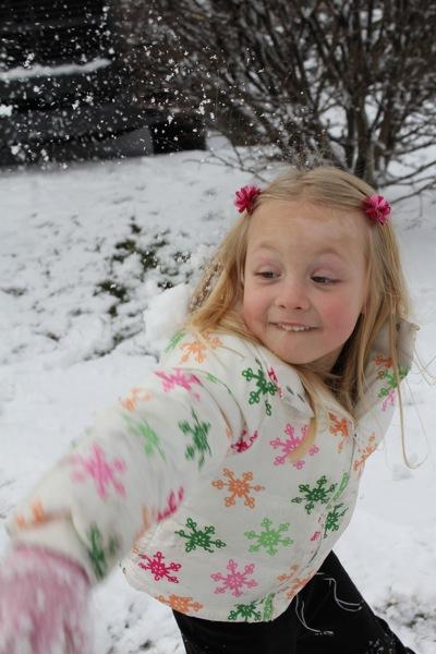Snowball frenzy