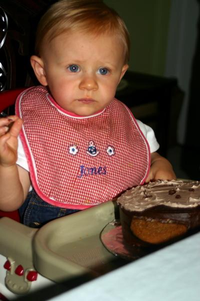 Happy Birthday Jones!