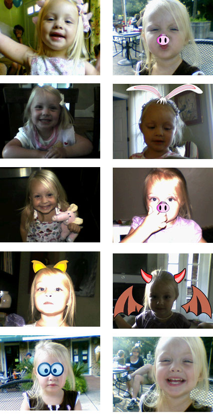 Camille Photo Collage