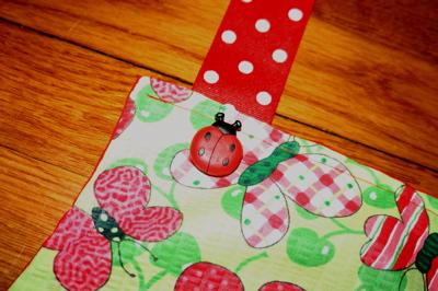 Ladybug detail