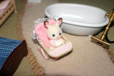 Baby Sister Bunny