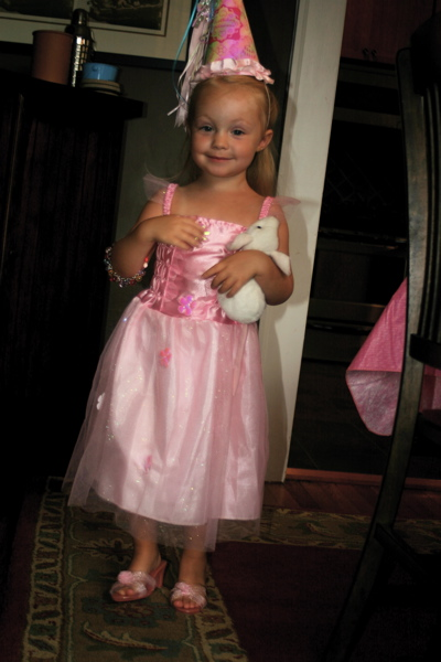 A Birthday Princess