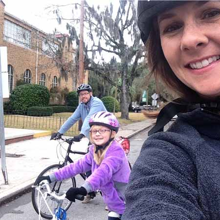 Family Christmas Bike Ride
