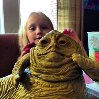 Dinnertime With Jabba